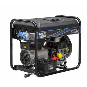 Generatorius vienfazis dyzelinis DIESEL 10000 A XL STAND-BY, SDMO