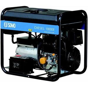 Strāvas ģenerators DIESEL 10000 E, SDMO