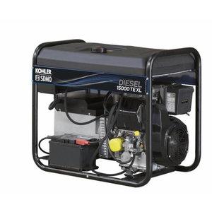 Strāvas ģenerators DIESEL 15000 TA XL, SDMO