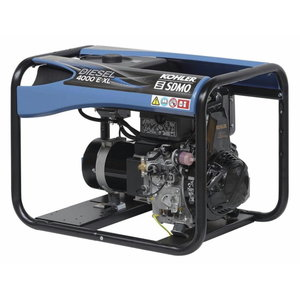 Ģenerators DIESEL 4000 E XL C5