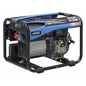 Strāvas ģenerators DIESEL 6500 TA XL C5