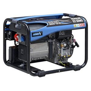 Strāvas ģenerators DIESEL 6500 TE XL C5, SDMO