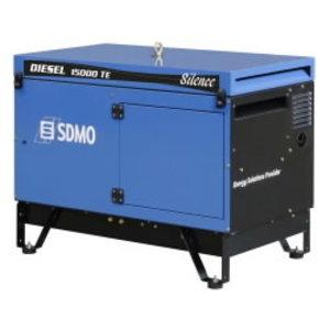 Elektrigeneraator DIESEL 15000 TE AVR Silence, SDMO