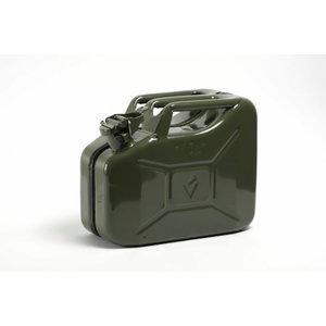 Degvielas kanna 10 l, metāla, Valpro