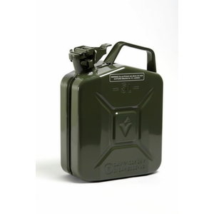 Kütusekanister 5L metall, Valpro