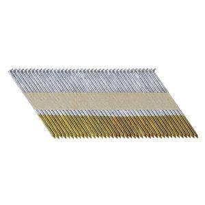 Hot-dip halfhead nails 90x3,1 mm, 34° - 1200pcs, DeWalt