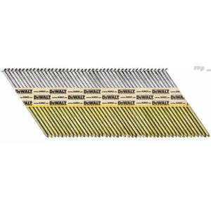 Karsti cinkotas  naglas 50x2,8 mm, 34 ° - 1200 gab, DeWalt