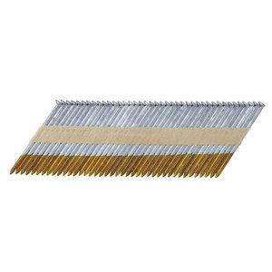 Karsti cinkotas naglas 63x2,8 mm, 34° - 1200pcs, DeWalt