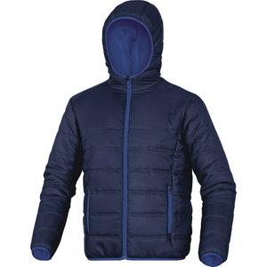 Jacket with hood Doon, navy L, Delta Plus