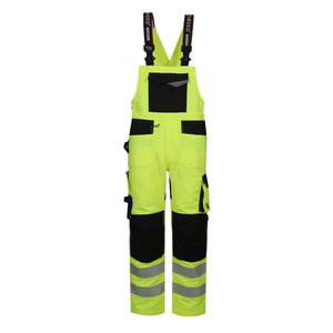 Bibpants Hi-vis Uranus Flexpro Hi-vis CL2  yellow, Pesso