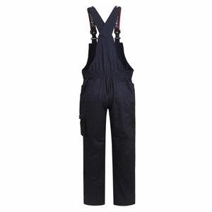 Bib-trousers  Stretch 215 navy, Pesso