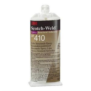 3M Scotch-Weld DP-410NS epoksidiniai klijai balti 50ml, 3M