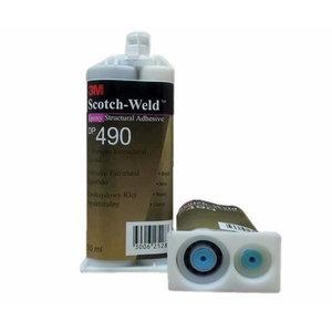 3M Scotch-Weld DP-490 epoksidiniai klijai juodi 400ml, 3M