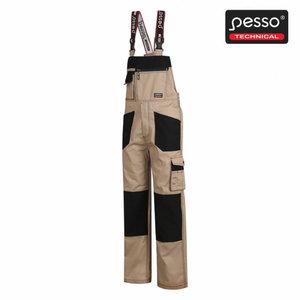Puskombinezons DPBZ, sand/black 56-58/188, Pesso