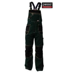 Kombinezonas  tamsiai žalia/juoda 44-46/176, Pesso