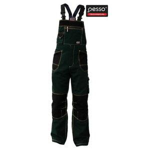 Kombinezonas  tamsiai žalia/juoda 48- 50/176, , Pesso