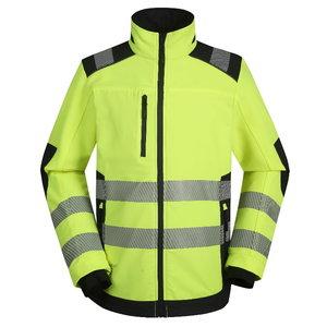Jacket Titan DS125G stretch, Hi-Vis CL2,  yellow, Pesso