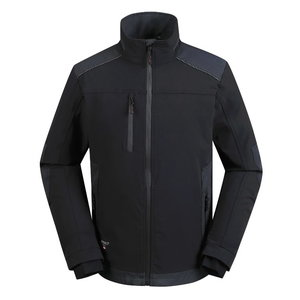 Jacket Titan Flexpro DS125P stretch, darkgrey XL, , Pesso