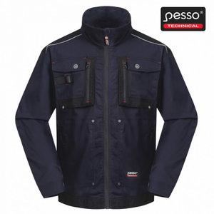 Jacket  Stretch 215 navy, Pesso