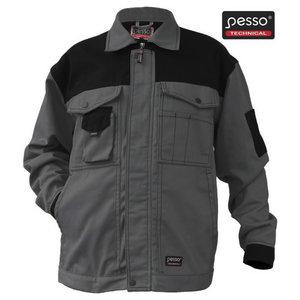 Darbinis švarkas  Workwear Canvas, grey/black, Pesso