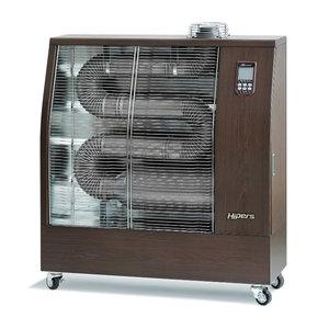 Infrapuna soojuskiirgur, diiselküttega DSO-120, 14kW, Hipers