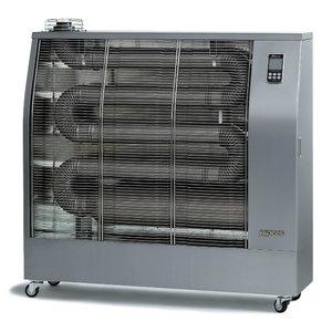 Infrapuna soojuskiirgur, diiselküttega DSO-210, 24,4kW, Hipers