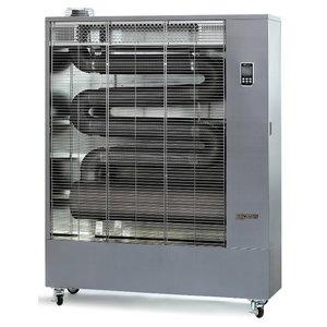 Infrapuna soojuskiirgur, diiselküttega DSO-350F MAXI, 40,7kW, Hipers