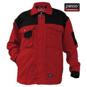 Jacket  Workwear Jacket  Canvas. red 58/188, Pesso