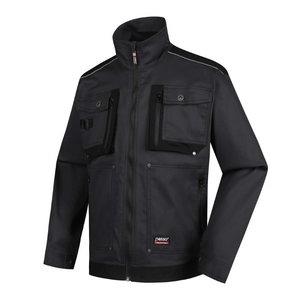 Jacket  Stretch darkgrey L, Pesso
