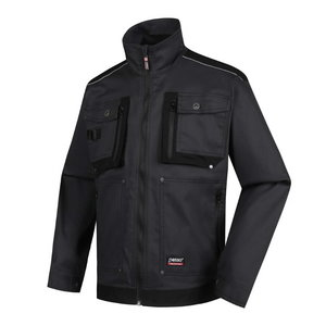 Jacket  Stretch darkgrey M, Pesso