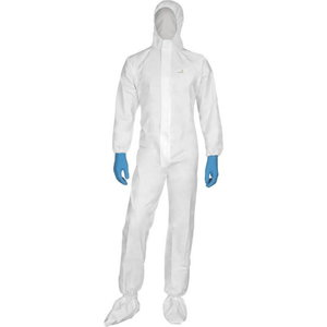 Non-Woven HOODED OVERALL, Delta Plus
