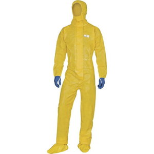 OVERALL Deltachem with hood XL, DELTAPLUS