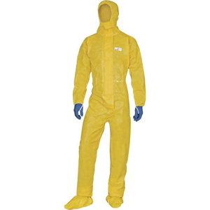 Kaitseülikond DT300 Deltachem, kollane, Delta Plus