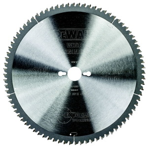 Pjovimo diskas 305x3,0x30, z80, -5°, DeWalt