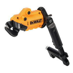 Shear attachment for cordless drill / impact driver