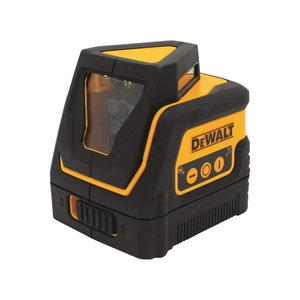 Cross line laser DW0811, 360°, red line, AA batteries, DeWalt