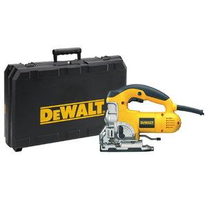 Tikksaag DW331K, reguleeritavad pöörded, DeWalt