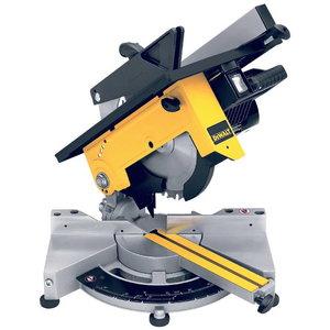 Skersinio pjovimo staklės DW711 1300W 260 mm, DeWalt