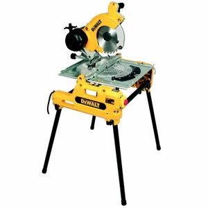 Skersinio/išilginio pjovimo staklės DW743N 2000W 250 mm