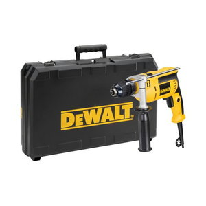 Impact drill DWD024KS, keyless chuck, case, DeWalt