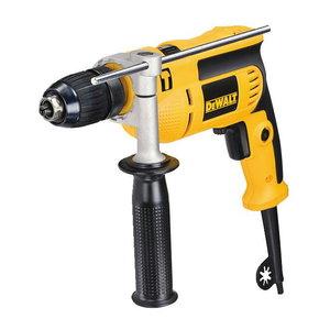 Impact drill DWD024S, keyless chuck