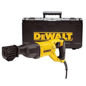 Elektrinis tiesinis pjūklas DWE305PK 1100W, DeWalt