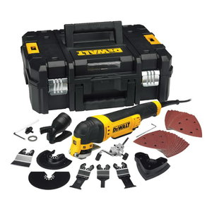 Multitool DWE315KT + accessories, DeWalt