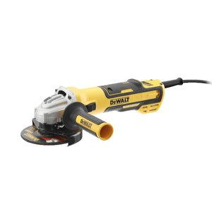 Angle grinder DWE4347, brushless, VS 125mm, 1700W, DeWalt