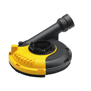 Dust extraction guard for grinding disc 115 - 125mm, DeWalt