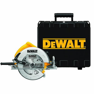 Circular saw DWE575K, 1600W, 190mm, DeWalt