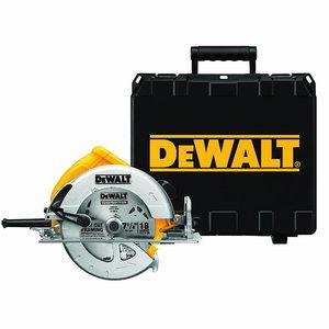 Circular saw DWE575K, 1600W, 190mm, DeWalt