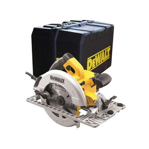 Circular saw DWE576K, 1600W, 190mm, suitable for guiderail, DeWalt