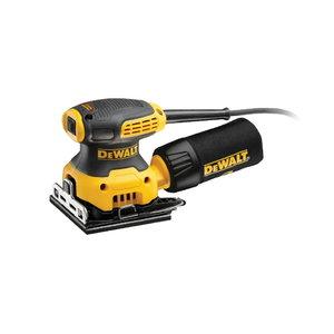 Vibracinis šlifuoklis DWE6411 108 x115 mm, DeWalt