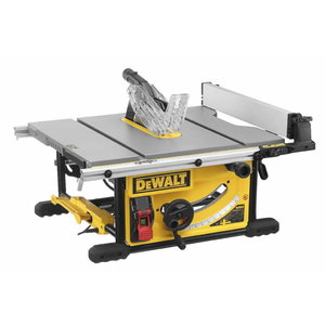 Table saw DWE7492, 250mm, DeWalt